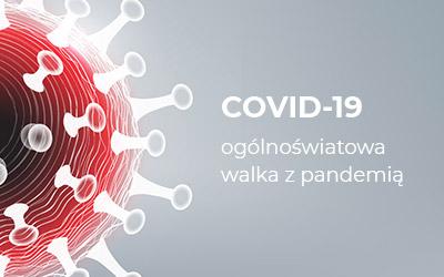Zaangażowanie eubioco w walce z pandemią koronawirusa