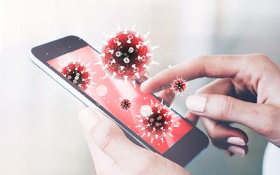 Dezynfekcja telefonów i innych urządzeń elektronicznych w walce z COVID – 19