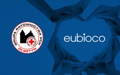 Wsparcie dla Grupy Ratownictwa PCK Olsztyn w walce z koronawirusem